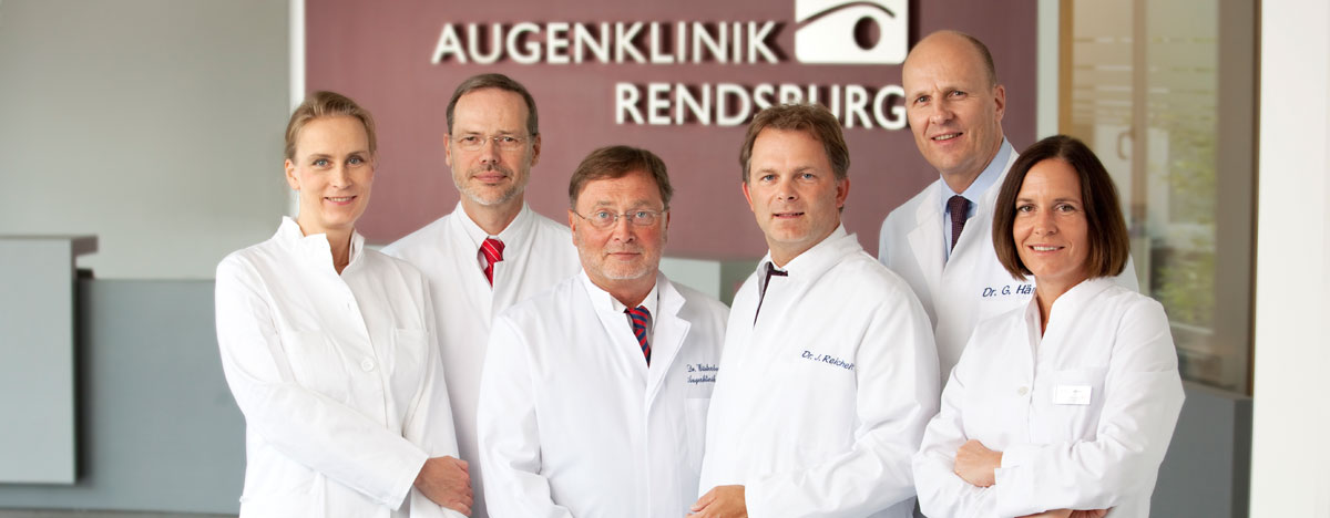 Augenklinik Rendsburg Team Operateure