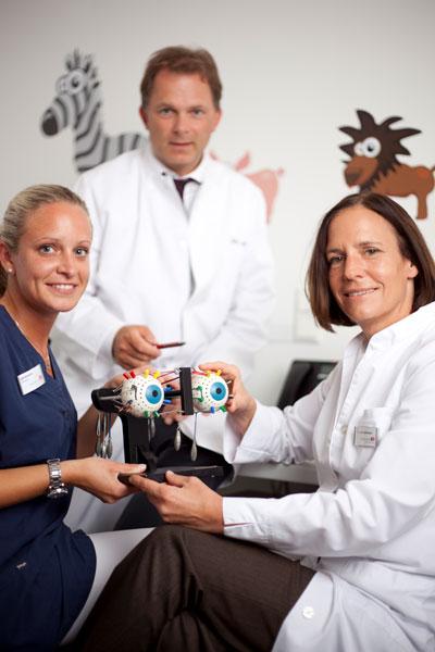 Augenklinik Rendsburg Beratung Schiel-OP