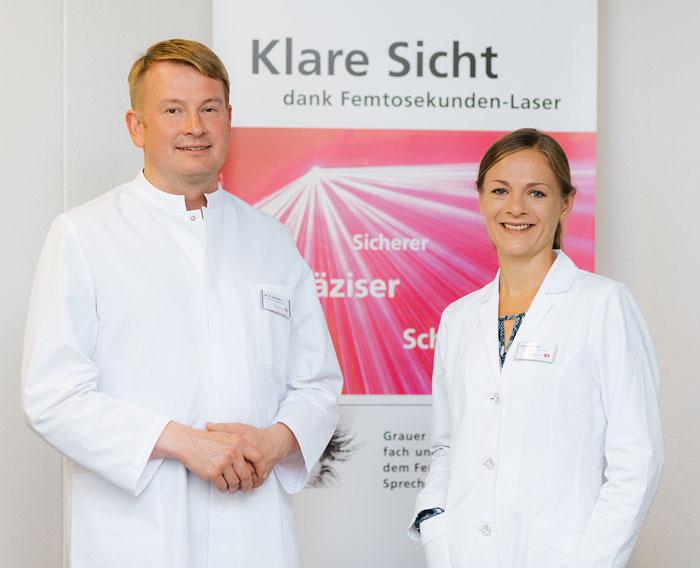 Augenklinik Rendsburg Klare Sicht dank Femtosekunden-Laser