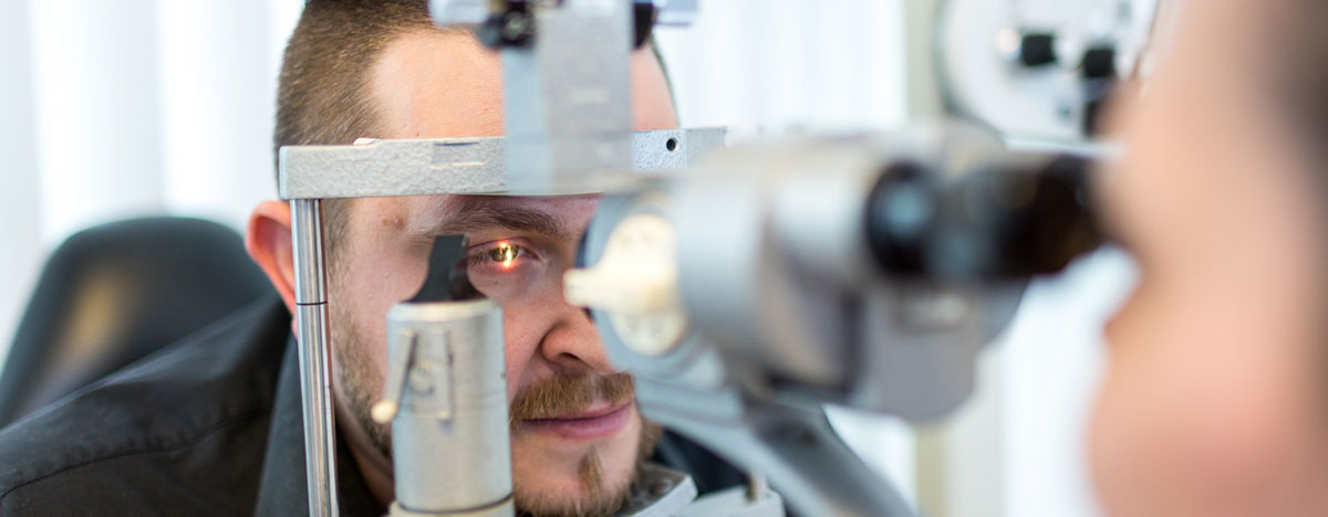 Augenklinik Rendsburg Untersuchung