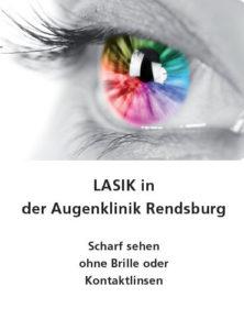 Augenklinik Rendsburg Flyer LASIK